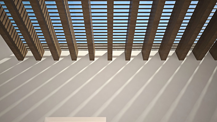 CASA SAAVEDRA Paredes y pisos de estilo minimalista de Design Arquitectos Minimalista Madera Acabado en madera