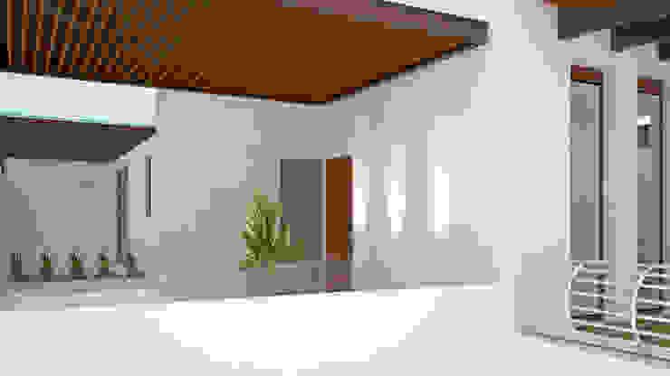 CASA SAAVEDRA Baños modernos de Design Arquitectos Moderno