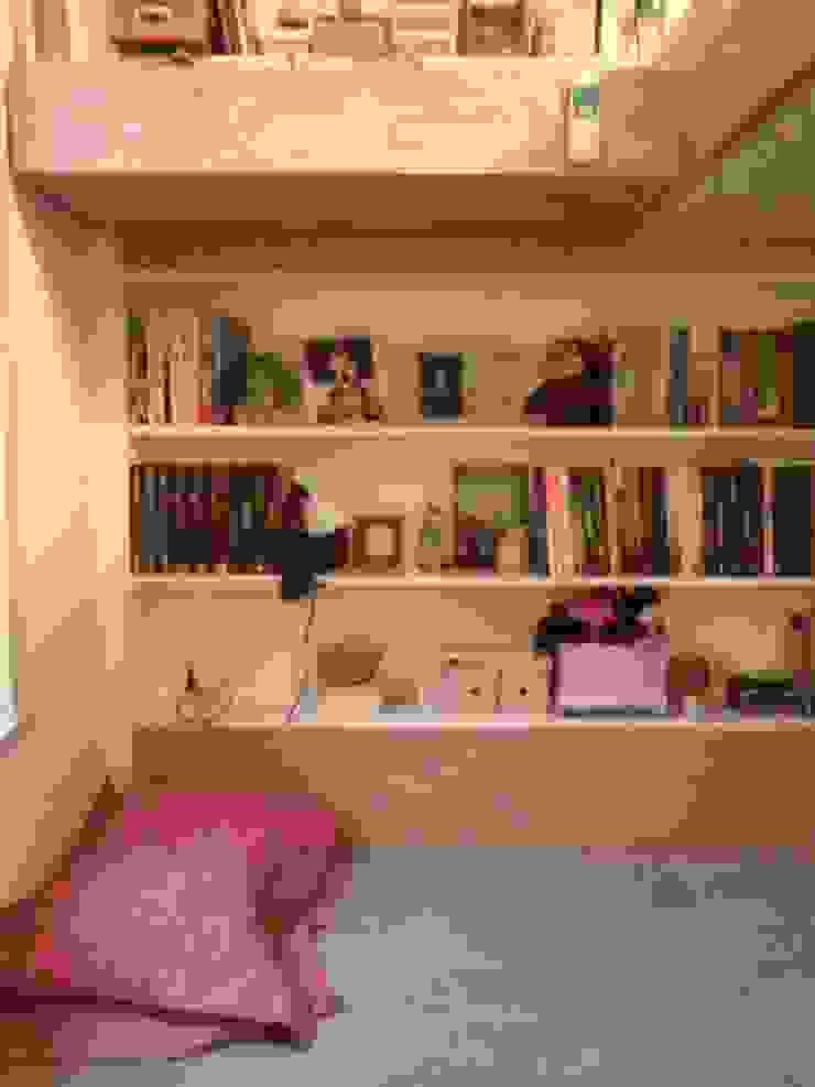 quarto para duas irmãs Quartos modernos por Margareth Salles Moderno MDF