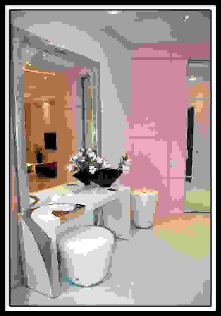 Квартира на Ульянова Спальня в стиле минимализм от Дизайн-студия «ARTof3L» Минимализм