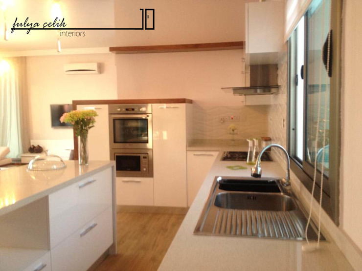 Modern kitchen by cyprus interiors Modern