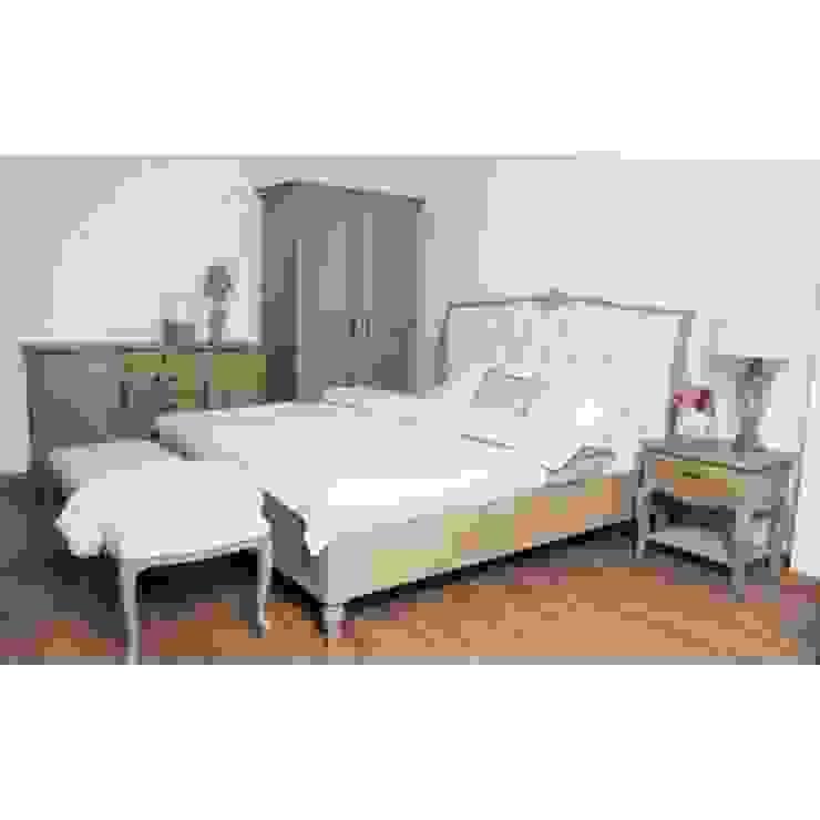 Dormitorios de estilo moderno de W Moim Stylu Moderno