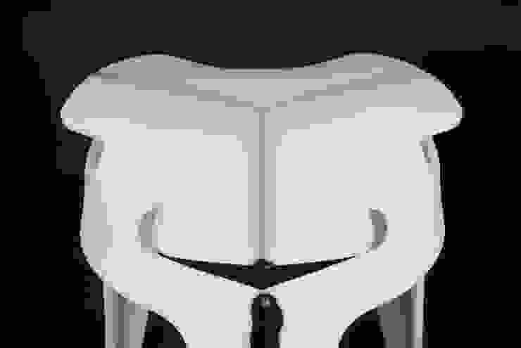 Weld Stool Detail: modern  door Studio Joris de Groot, Modern