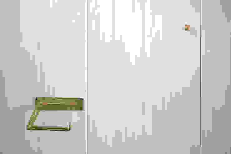 池田町の平屋 モダンスタイルの お風呂 の スペースワイドスタジオ モダン