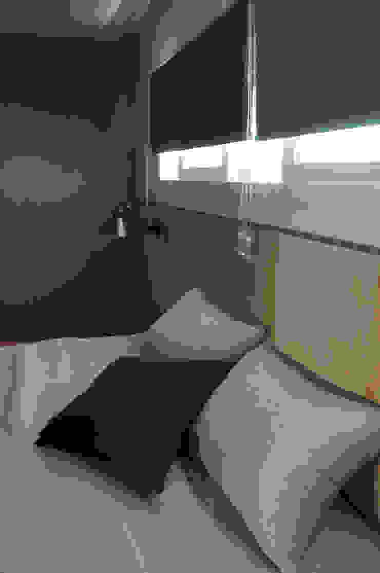 33평형 모던 아파트 인테리어 모던스타일 침실 by 마르멜로디자인컴퍼니 모던