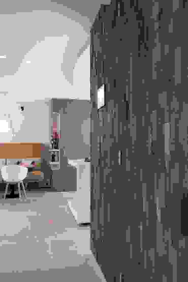 Centrale kolom Moderne keukens van SMEELE Ontwerpt & Realiseert Modern