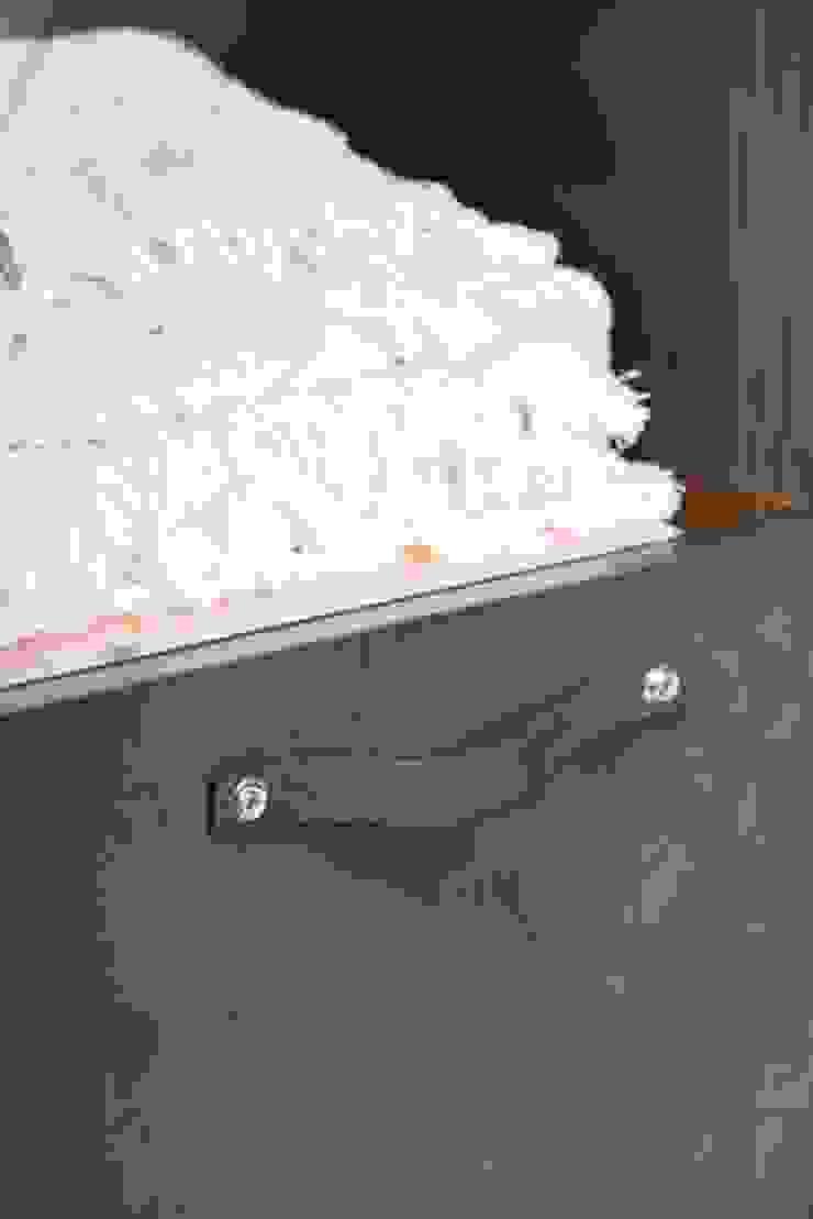 Detail Moderne badkamers van SMEELE Ontwerpt & Realiseert Modern