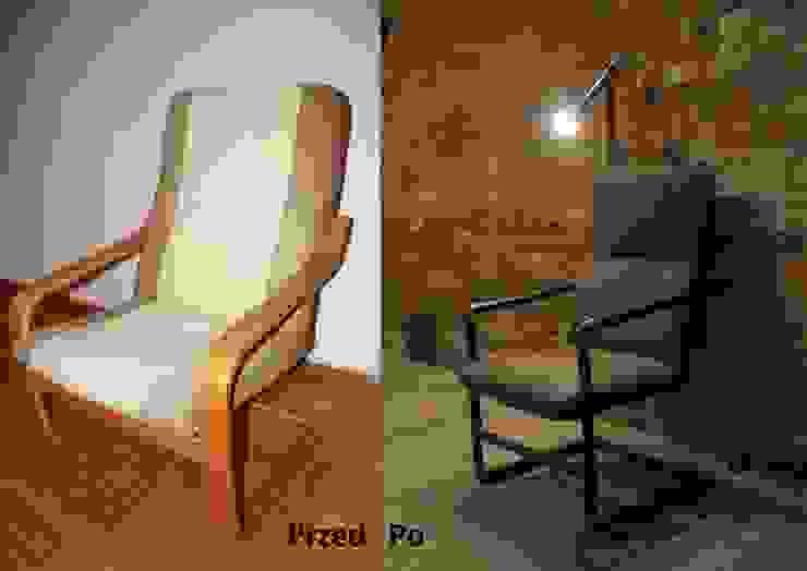 Fotel Industrialny od Rekoforma