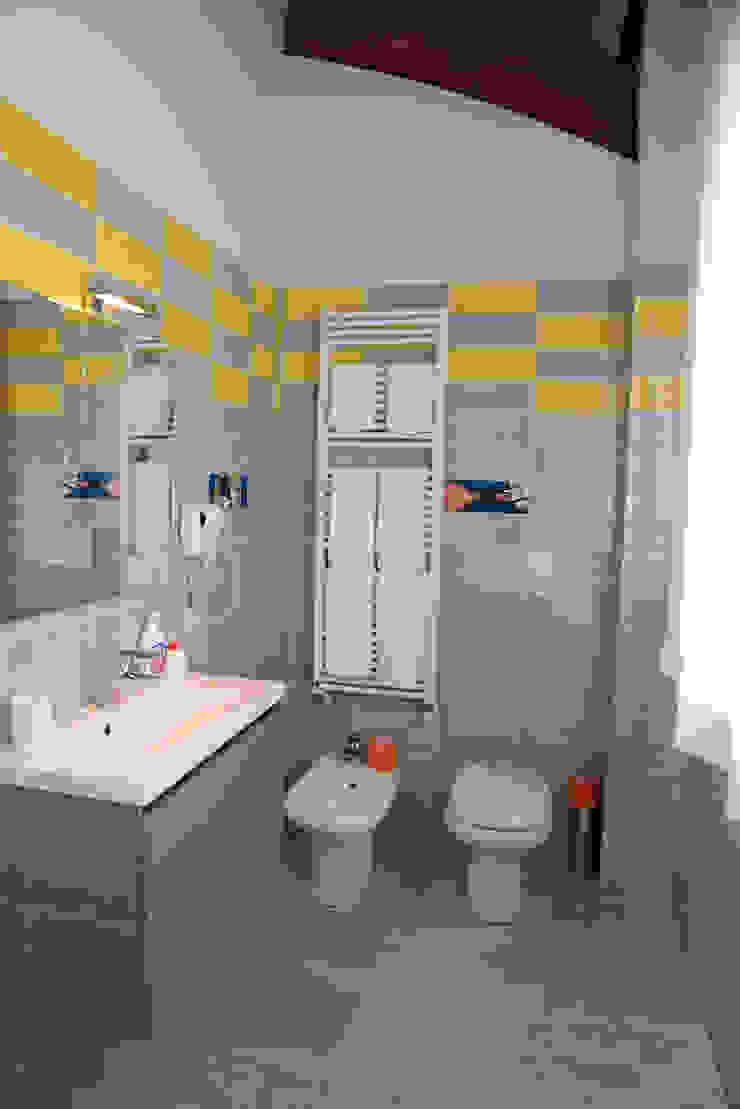 Baños de estilo minimalista de PROJECT AB Minimalista
