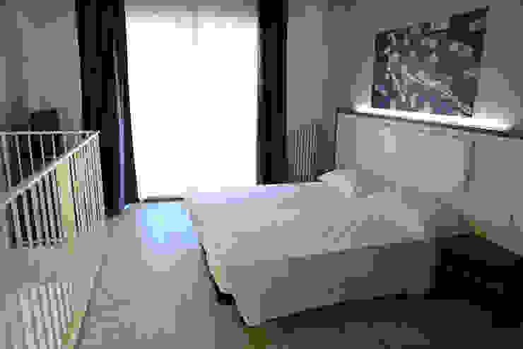 Dormitorios de estilo minimalista de PROJECT AB Minimalista