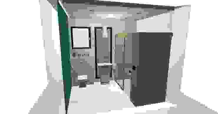 Łazienka z sauną od Ars Deko