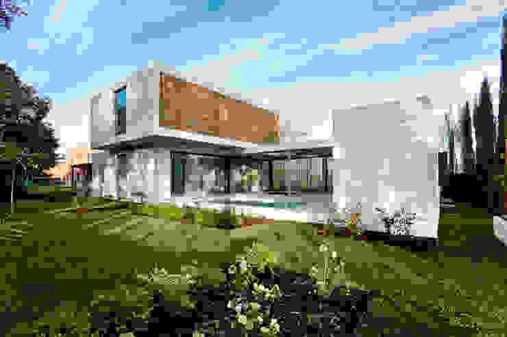 Case moderne di VDV ARQ Moderno