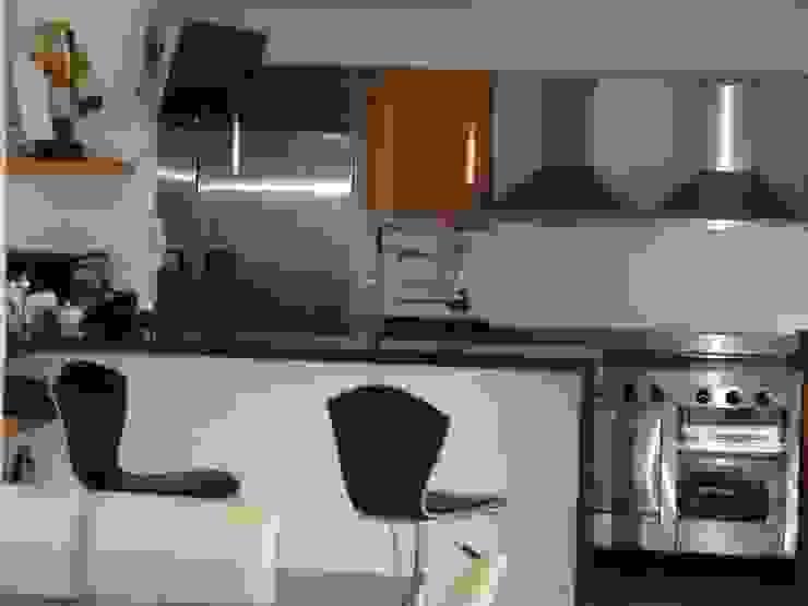 Casa habitacion en en Cozumel Quintana Roo Cocinas minimalistas de A2 HOMES SA DE CV Minimalista