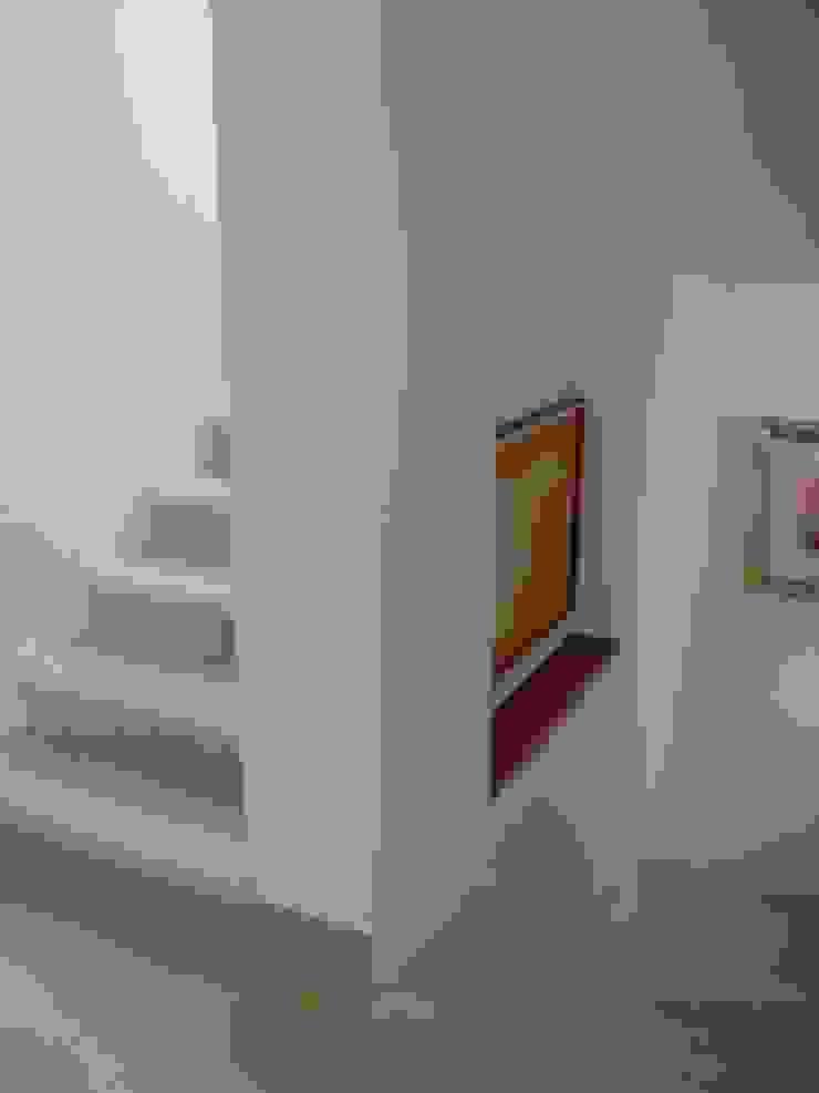 Casa habitacion en en Cozumel Quintana Roo Pasillos, vestíbulos y escaleras minimalistas de A2 HOMES SA DE CV Minimalista
