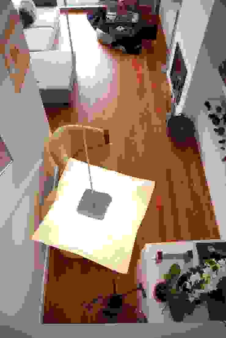 Projecto Vale Pisão – Gabinete de Arquitectura Inexistencia Salas de estar modernas por Inexistencia Lda Moderno