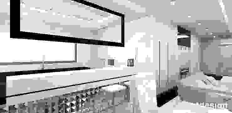 Nhà bếp phong cách hiện đại bởi ARTDESIGN architektura wnętrz Hiện đại
