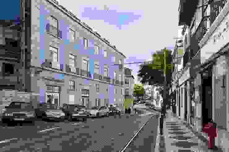 Hello Lisbon Castelo de Andre Espinho Arquitectura Minimalista