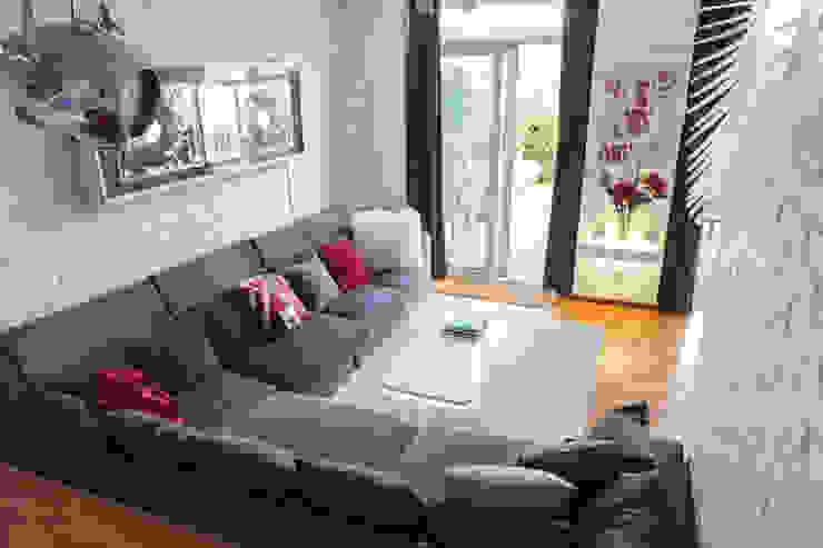 Salas de estar  por Rousseau
