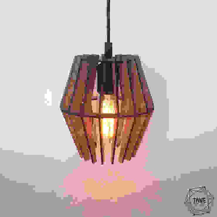 TAVE Core de Taller Veinte Moderno Derivados de madera Transparente
