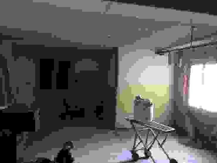 VILLE IN BIOEDILIZIA Modern Living Room