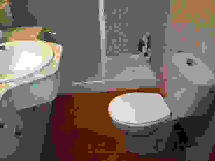 Ванные комнаты в . Автор – acertus, Модерн