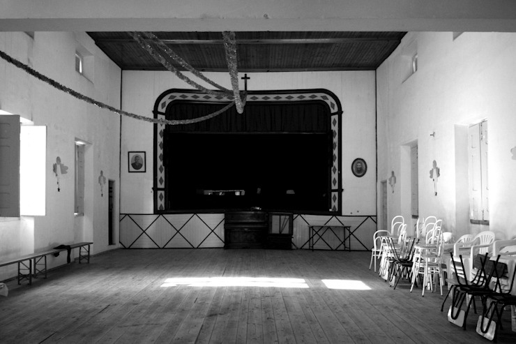 Concert Hall - Previous por atelier Jordana Tomé Vitor Quaresma