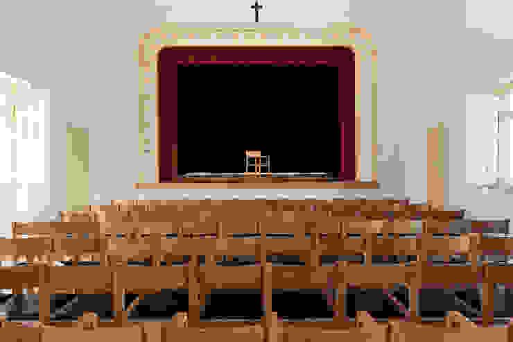 Concert Hall - Proposal por atelier Jordana Tomé Vitor Quaresma