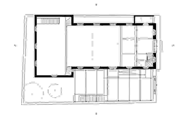1st floor level - Proposal por atelier Jordana Tomé Vitor Quaresma