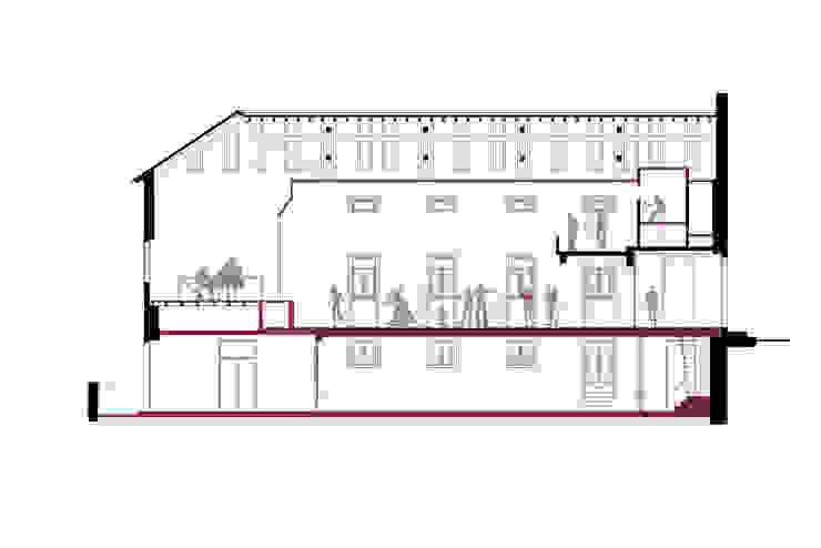 Inside Section - Proposal por atelier Jordana Tomé Vitor Quaresma