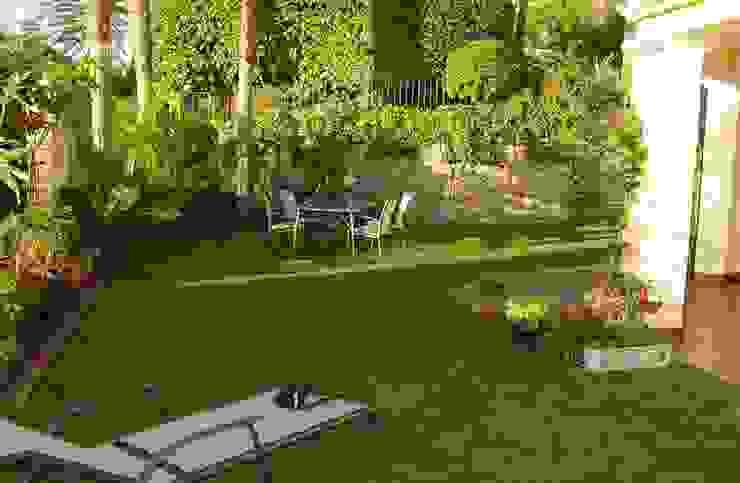 Projekty,  Ogród zaprojektowane przez FERNANDA GASTELUM,