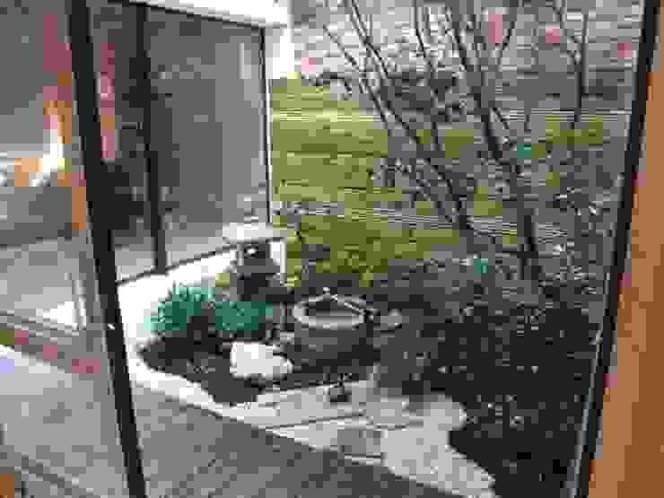 Jardines de estilo  por FERNANDA GASTELUM, Minimalista
