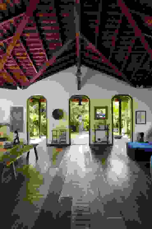 Vida de Vila Living room Solid Wood Wood effect