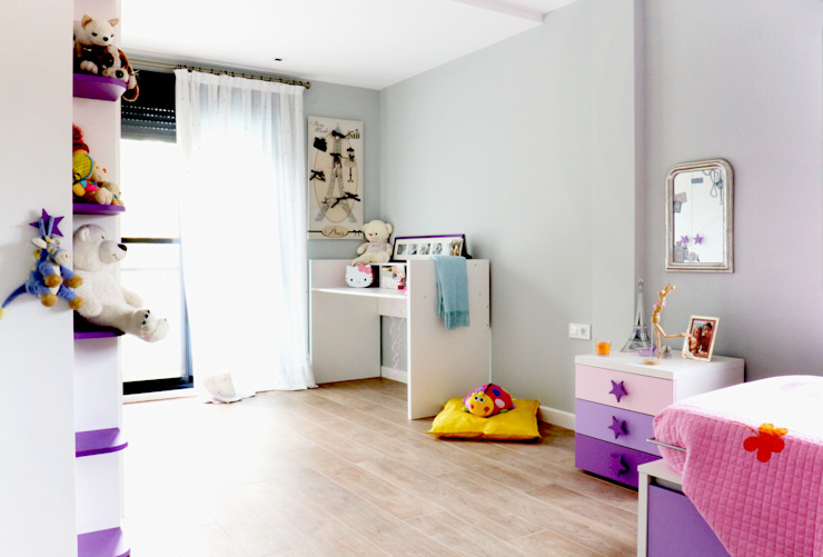acertus Modern nursery/kids room
