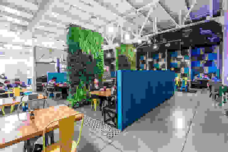KOTORI WOK I TJ Comedores industriales de SZTUKA Laboratorio Creativo de Arquitectura Industrial