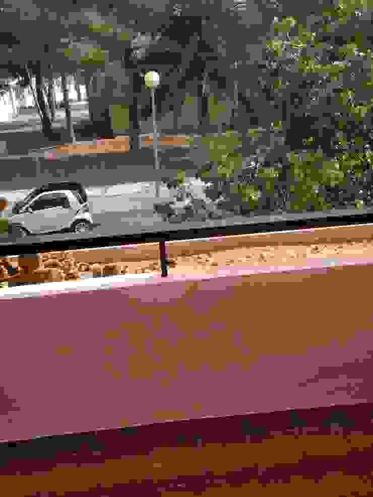 Modern Terrace by acertus Modern