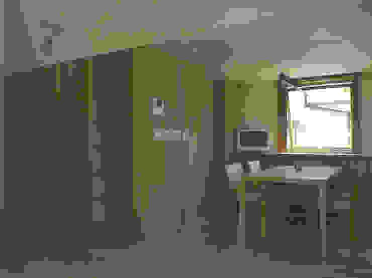 higashikurume kh-house モダンデザインの ダイニング の 株式会社コヤマアトリエ一級建築士事務所 モダン