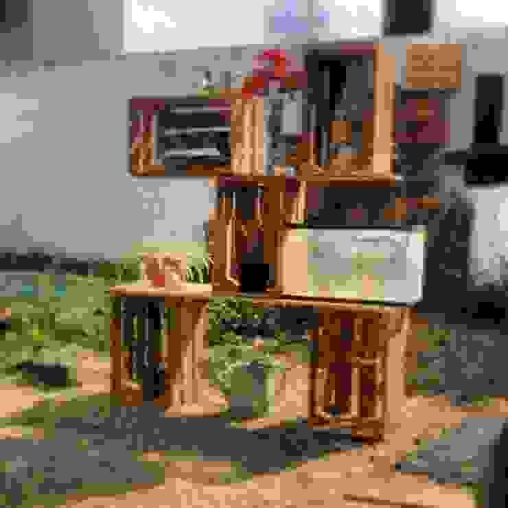Punto Libre Arquitectura Garden Furniture