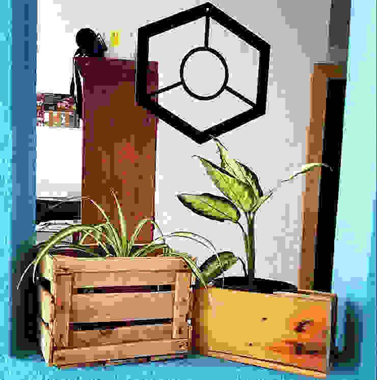 Punto Libre Arquitectura Garden Plant pots & vases