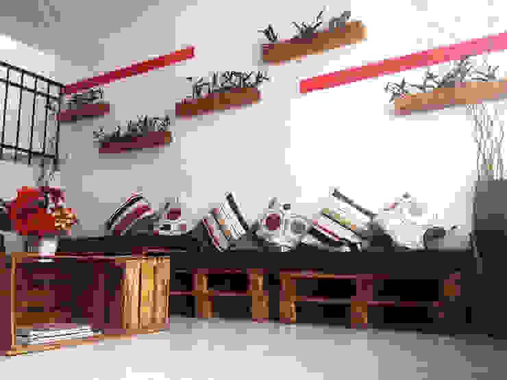 Punto Libre Arquitectura Walls & flooringWall & floor coverings