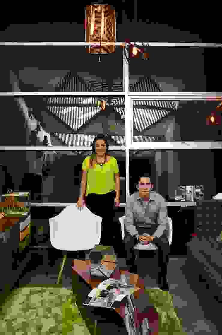 SZTUKA Laboratorio Creativo de Arquitectura Modern style study/office