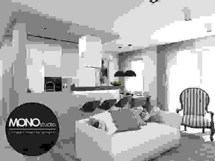 Кухня в стиле модерн от MONOstudio Модерн ДПК