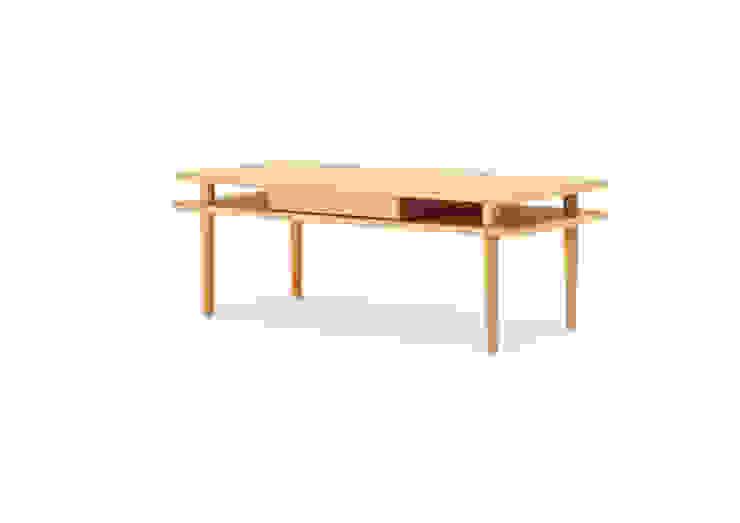 scandinavian  by NDstyle./NODA FURNITURE co.,ltd., Scandinavian Wood Wood effect