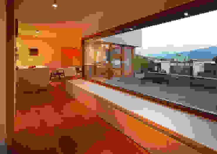Modern Balkon, Veranda & Teras U1architektur Modern
