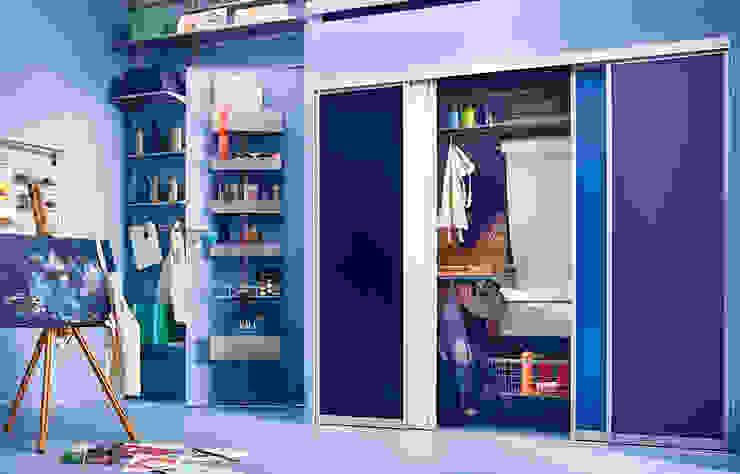 Mehr Platz für Kreativität im Kinderzimmer Moderne Kinderzimmer von Elfa Deutschland GmbH Modern