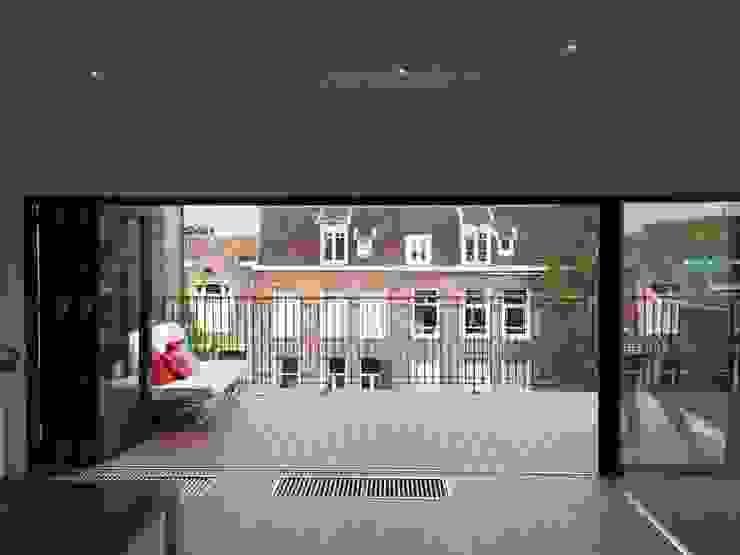 Dakopbouw Amsterdam homify Moderne studeerkamer