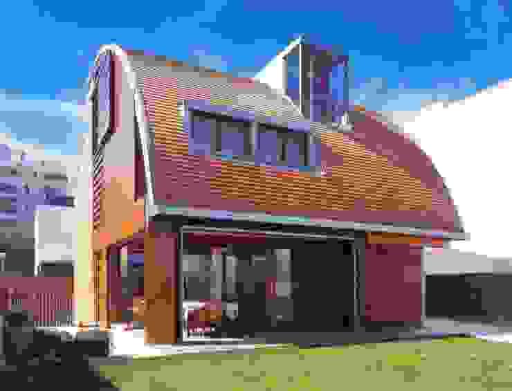 Vivienda Estudio en Tudela Casas de estilo moderno de Glaria Estudio Arquitectura SL Moderno