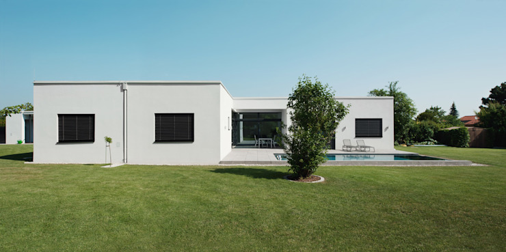 Casas de estilo clásico de x42 Architektur ZT GmbH Clásico