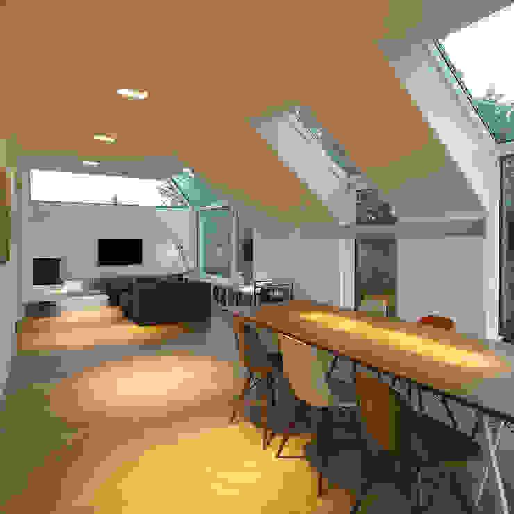 Soggiorno in stile  di x42 Architektur ZT GmbH,