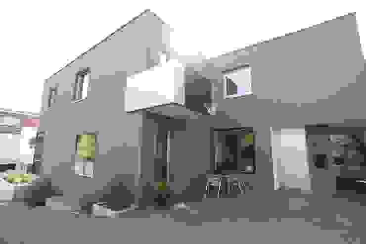 Modern houses by Neugebauer Architekten BDA Modern
