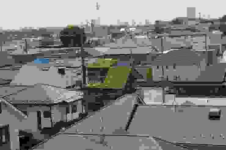 戸建て住宅 モダンな 家 の sumino モダン